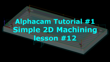 helical milling in alphacam