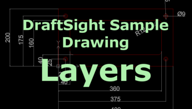 draftsight layers
