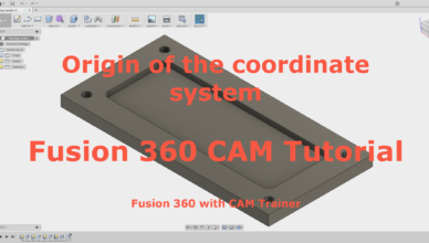 fusion 360 cam tutorial