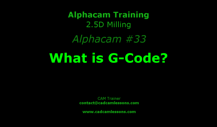 what is g-code
