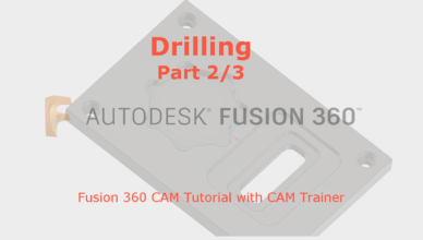 drilling cycles fusion 360