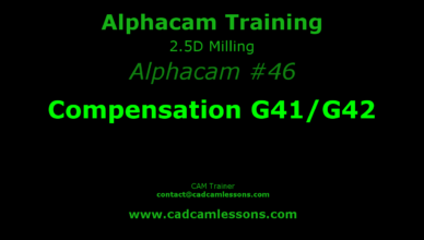 alphacam machine comp