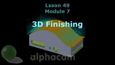 3d finishing