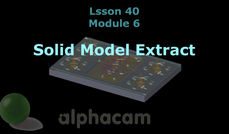 solid model extract